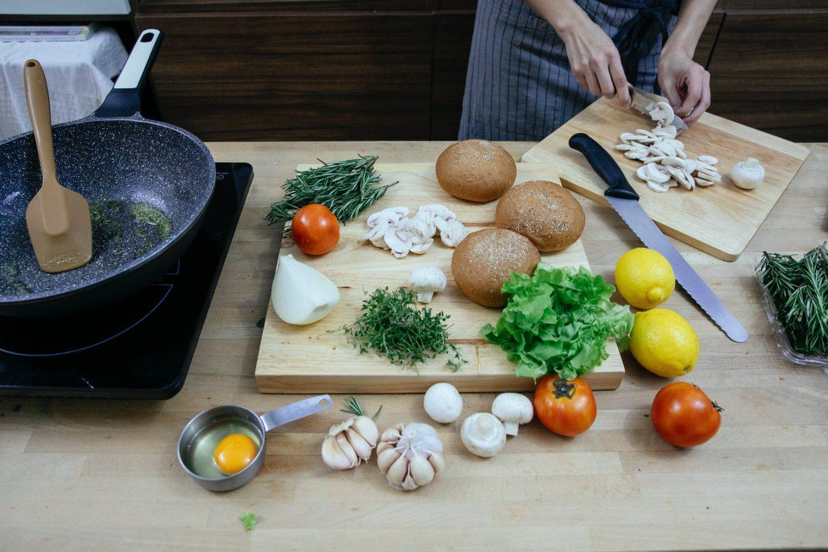 Het voorbereiden van een heerlijke soep